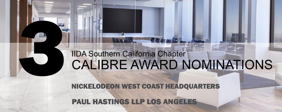 Calibre Award Announcement