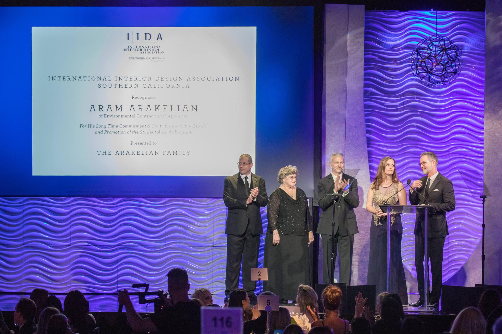 Aram Arakelian Memorial Scholarship
