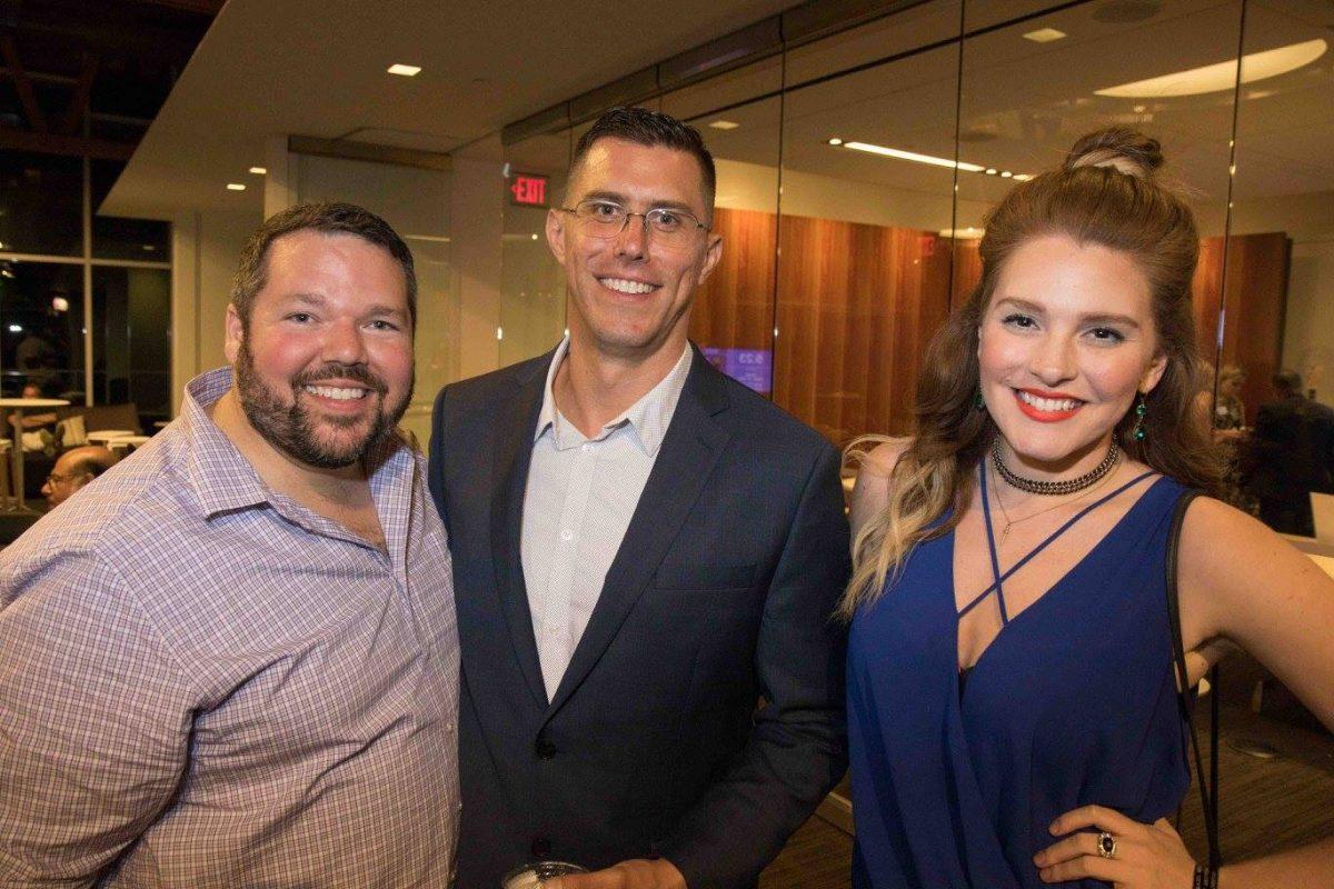 MJ Dougherty, Peter Zychowski, Rachel Greninger